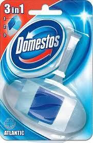 Domestos kostka do wc atlantic 40g + koszyk